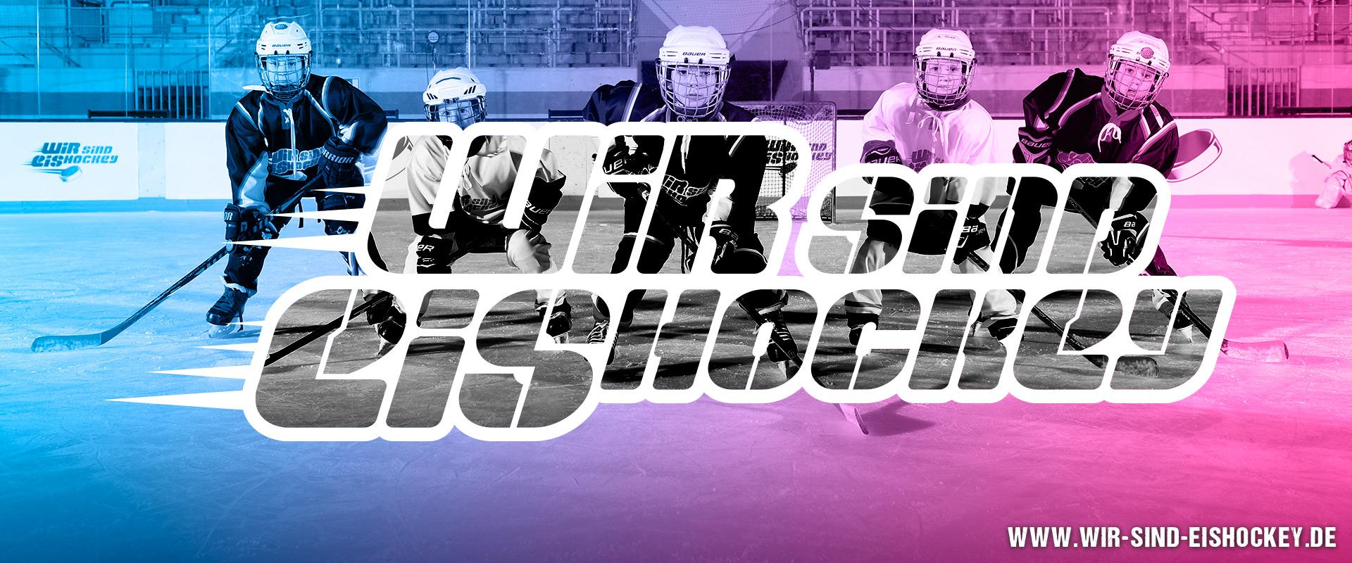 Wir sind Eishockey