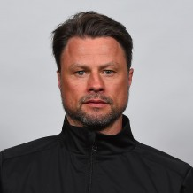 HERNING, DENMARK - MAY 2: Germany's assistant coach Tobias Abstreiter 2018 IIHF Ice Hockey World Championship. (Photo by Matt Zambonin/HHOF-IIHF Images)