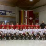 U16 Mannschaftsbild Kitzbühel 2017