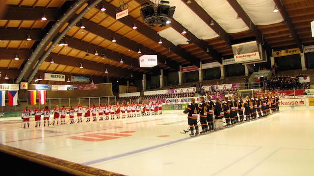 U18 Frauen Cup der Deutschen Einheit CZE 1