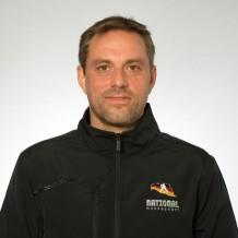 Physiotherapeut Martin Abraham von Team Deutschland während der Portraitaufnahmen am 09.11.2017 in Augsburg, Deutschland. (Foto von Marco Leipold/City-Press GbR)  Abdruck für redaktionelle Berichterstattung Honorarfrei
