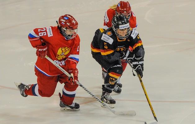 U18 Frauen OKT RUS