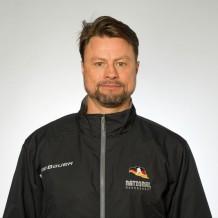 Co-Trainer Tobias Abstreiter von Team Deutschland während der Portraitaufnahmen am 09.11.2017 in Augsburg, Deutschland. (Foto von Marco Leipold/City-Press GbR)  Abdruck für redaktionelle Berichterstattung Honorarfrei