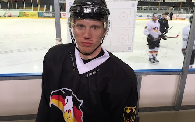eishockey nationalmannschaft deutschland kader