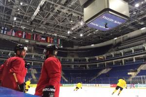 Training Moskau
