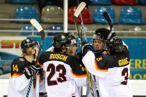 U20 WM - Deutscland - Kasachstan