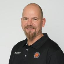 U18 Frauen-Bundestrainer Tommy Kettner