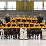 U16 Mädels TeamFoto