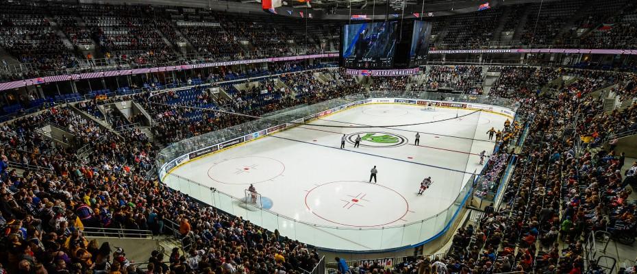 Deutschland gegen Tschechien - DEB