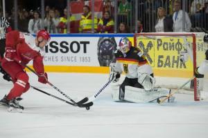Deutschland Dänemark 2017 IIHF EM in Köln