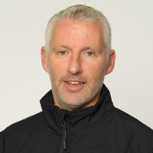 Trainer Christian Künast