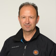 Team Manager Klaus Merk
