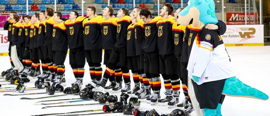 U20 WM - Norwegen - Deutschland