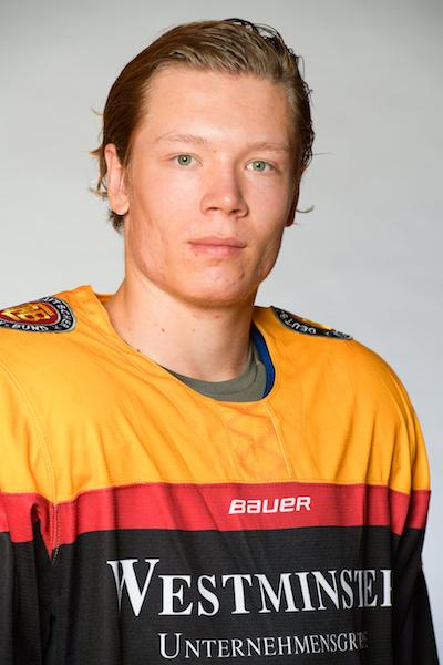 Jonas Müller Eishockey