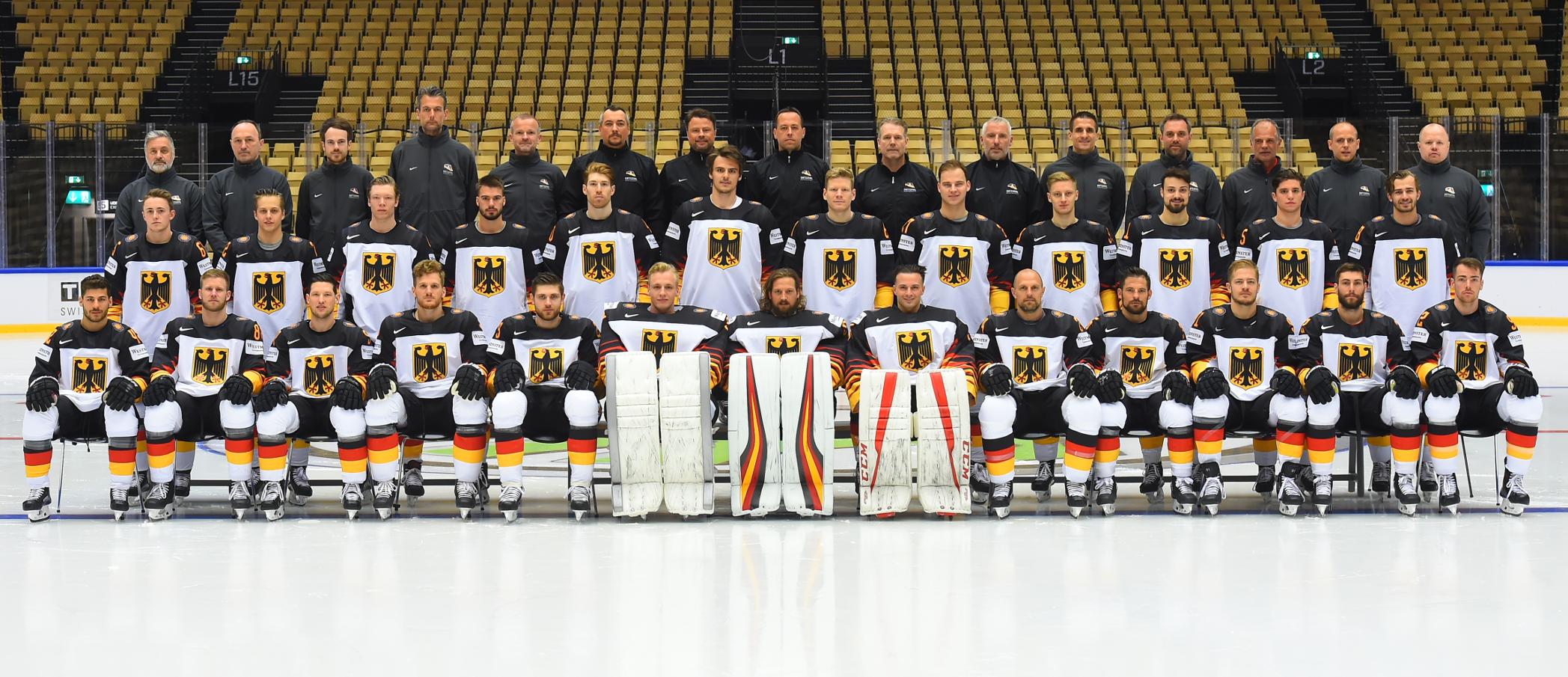 Männer Nationalmannschaft Deutscher Eishockey Bund Ev