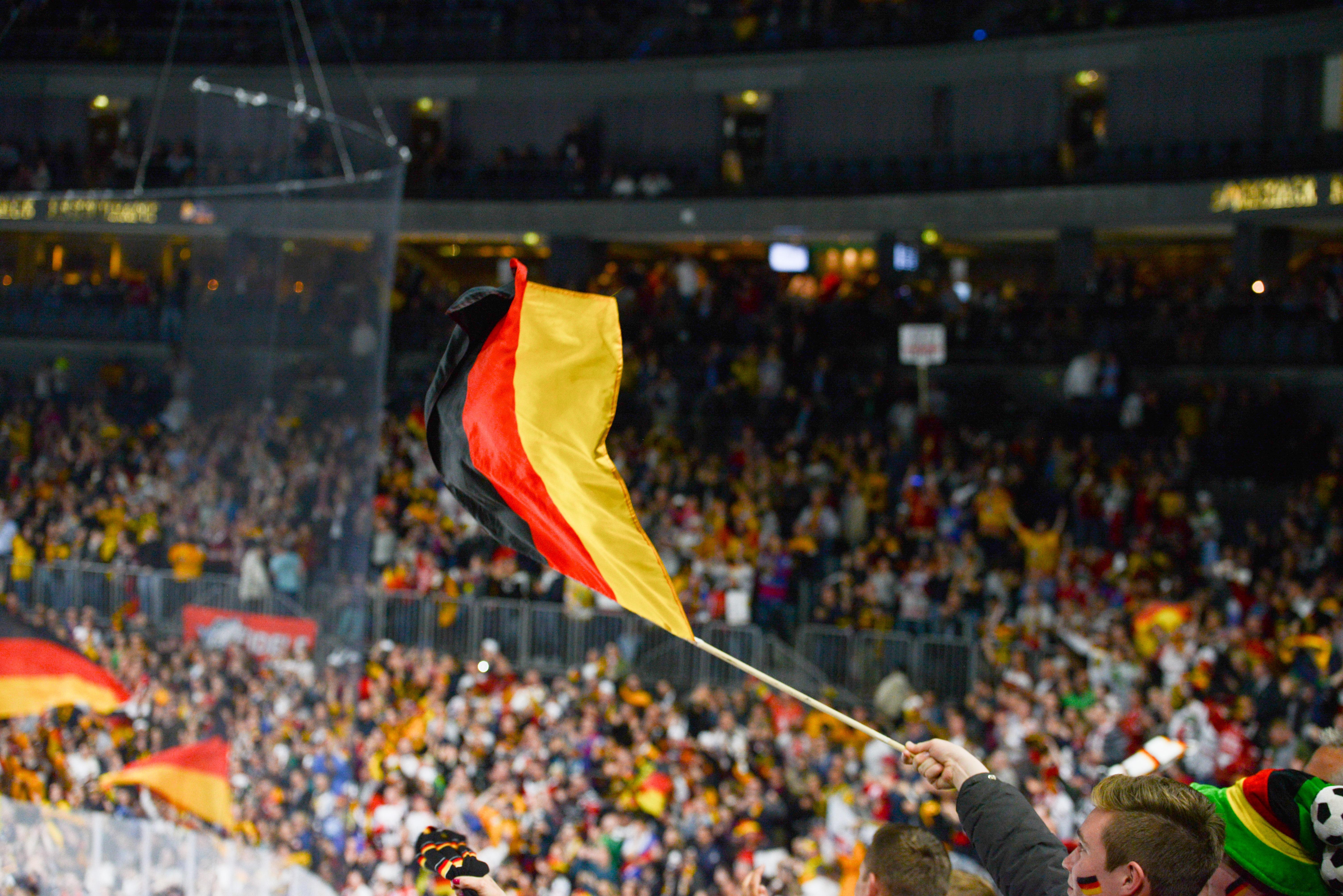 Fahne Banner 2018 Ice Hockey World Championship Denmark Kopenhagen Herning # 17 Sport Memorabilia
