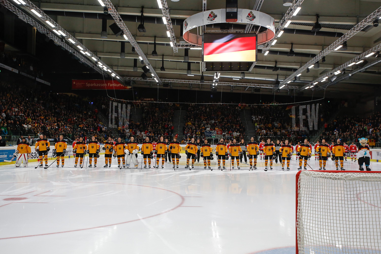 Eishockey Deutschland Cup