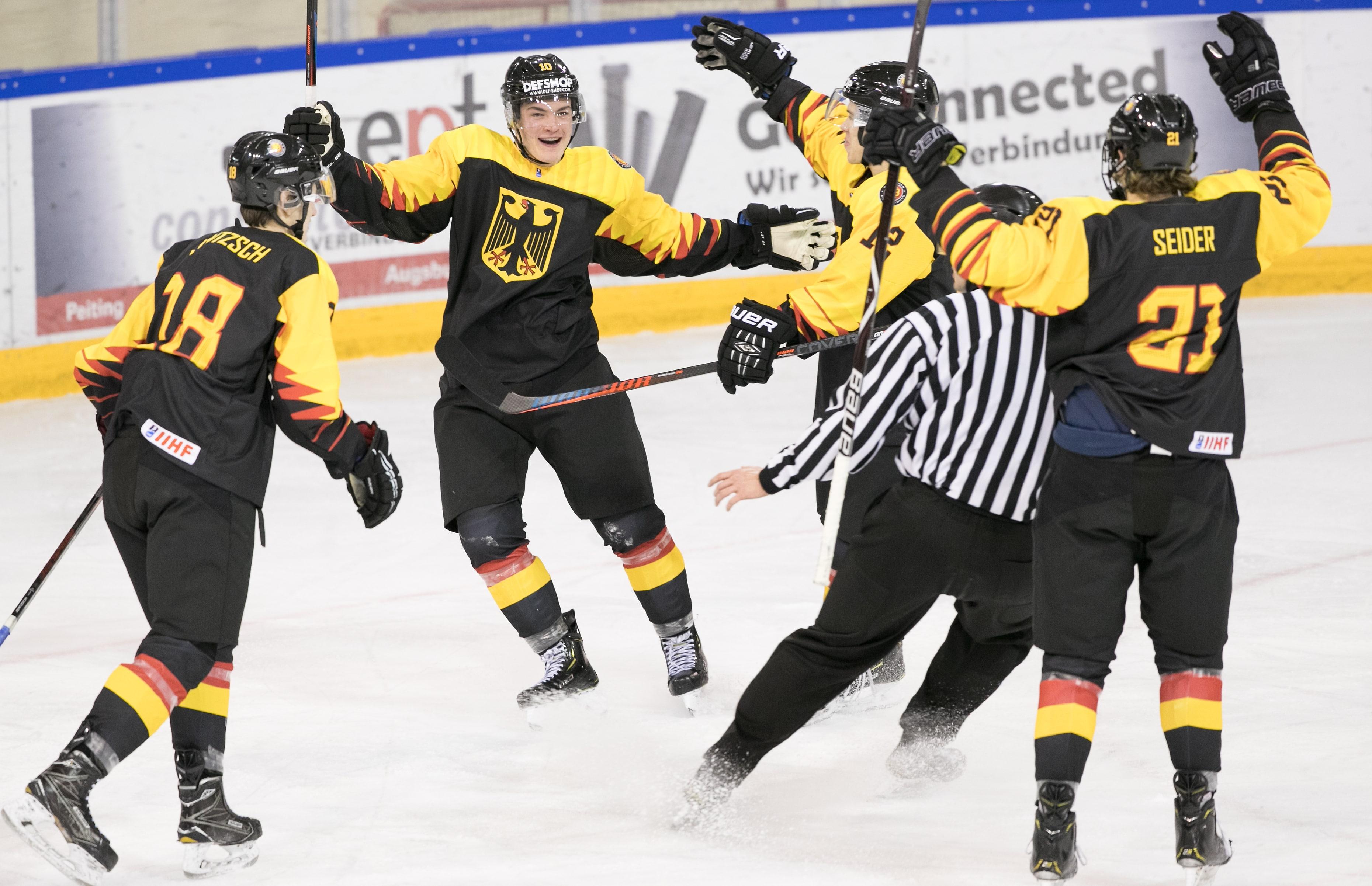 Eishockey U20 Wm