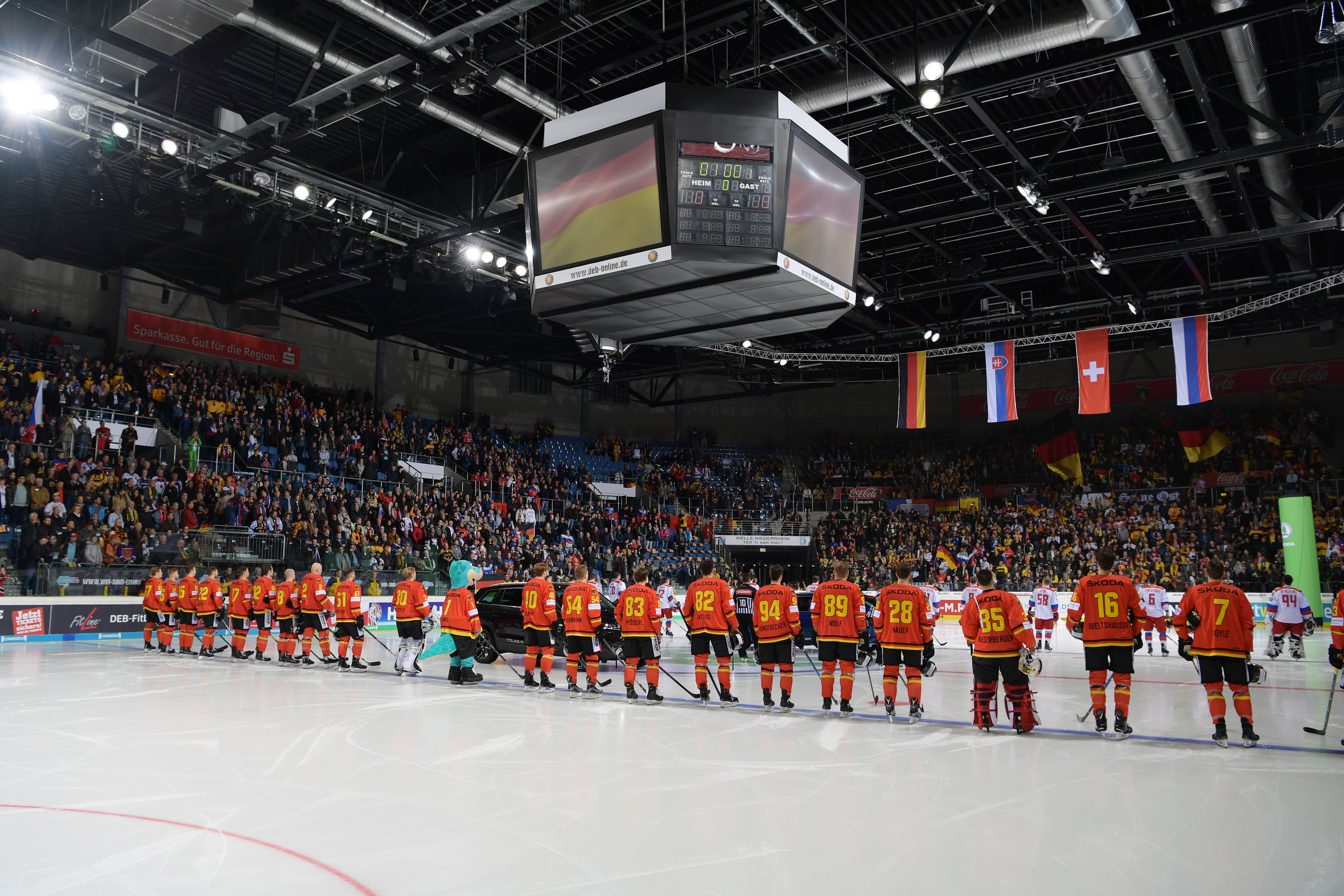 eishockey wettbewerb cup